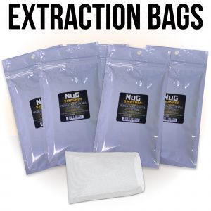 Rosin Extraction Bags